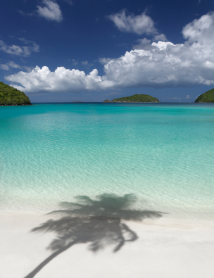 beautiful Caribbean